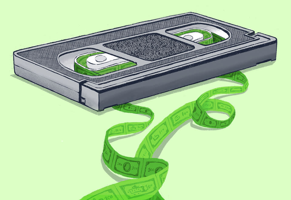 Are Your VHS Tapes Worth Money?