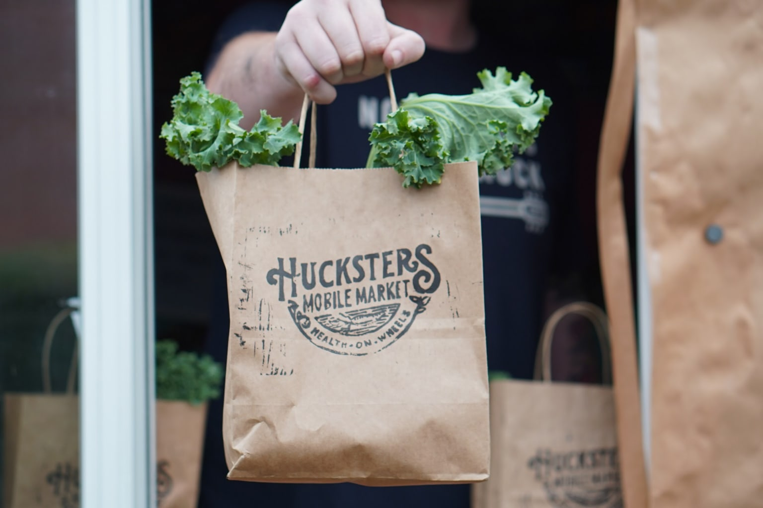 Project Direction | Huckster's Mobile Market