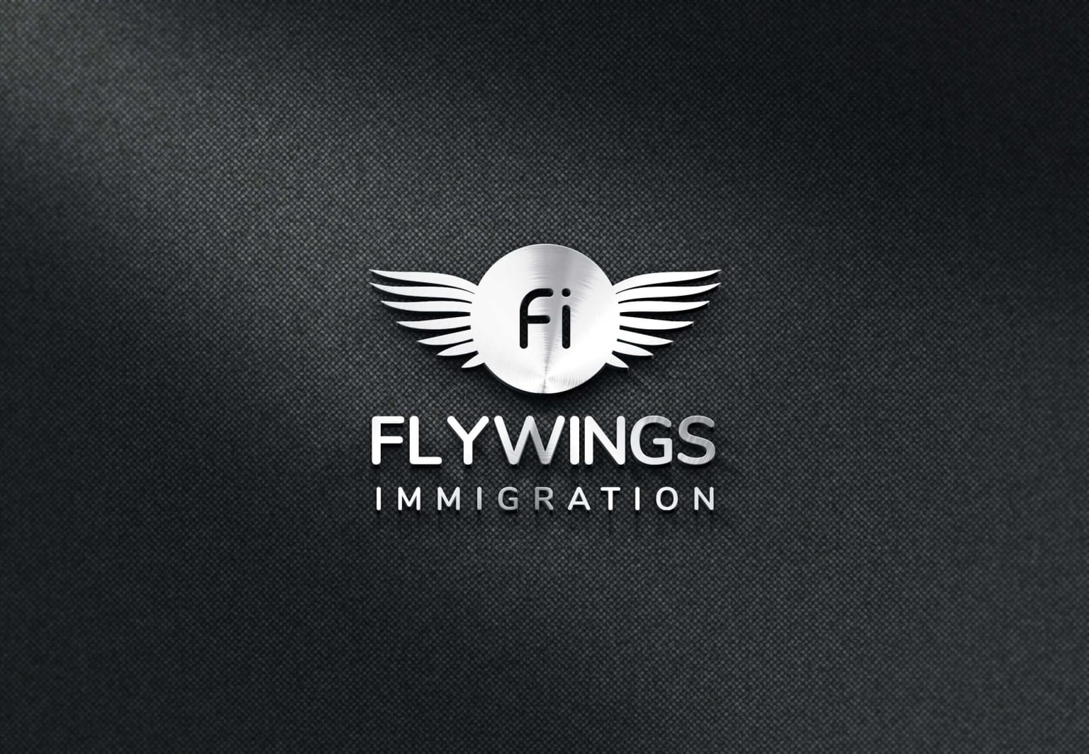 Flywings Immigrations Brand Identity
