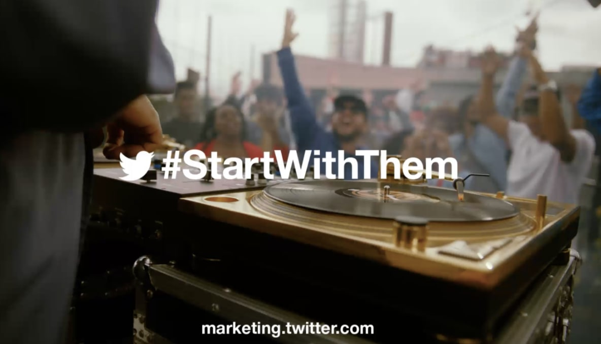 Twitter Global Brand Campaign