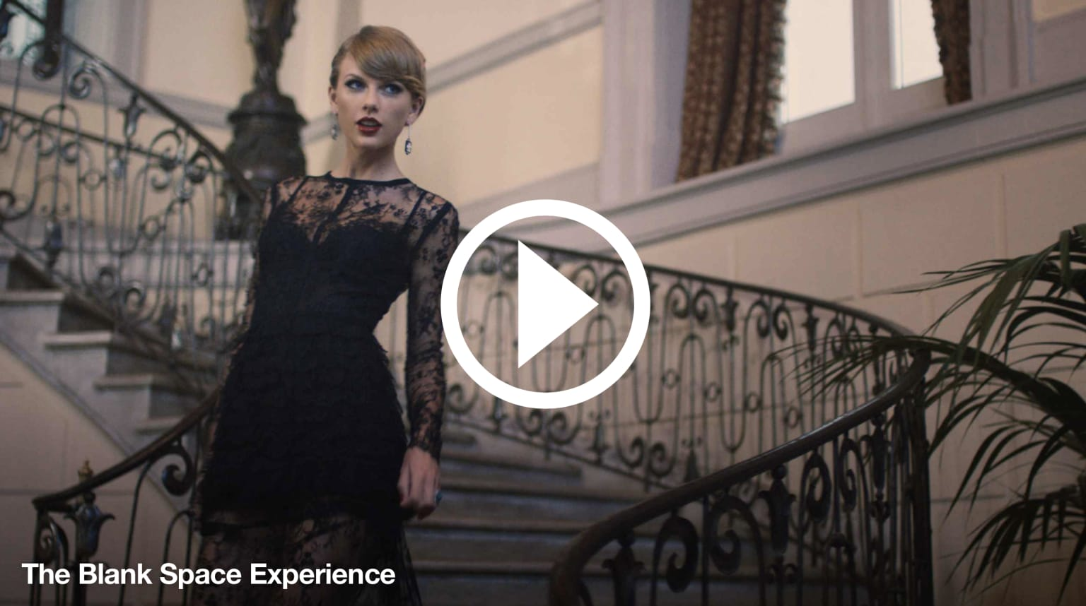 Taylor Swift Blank Space Experience