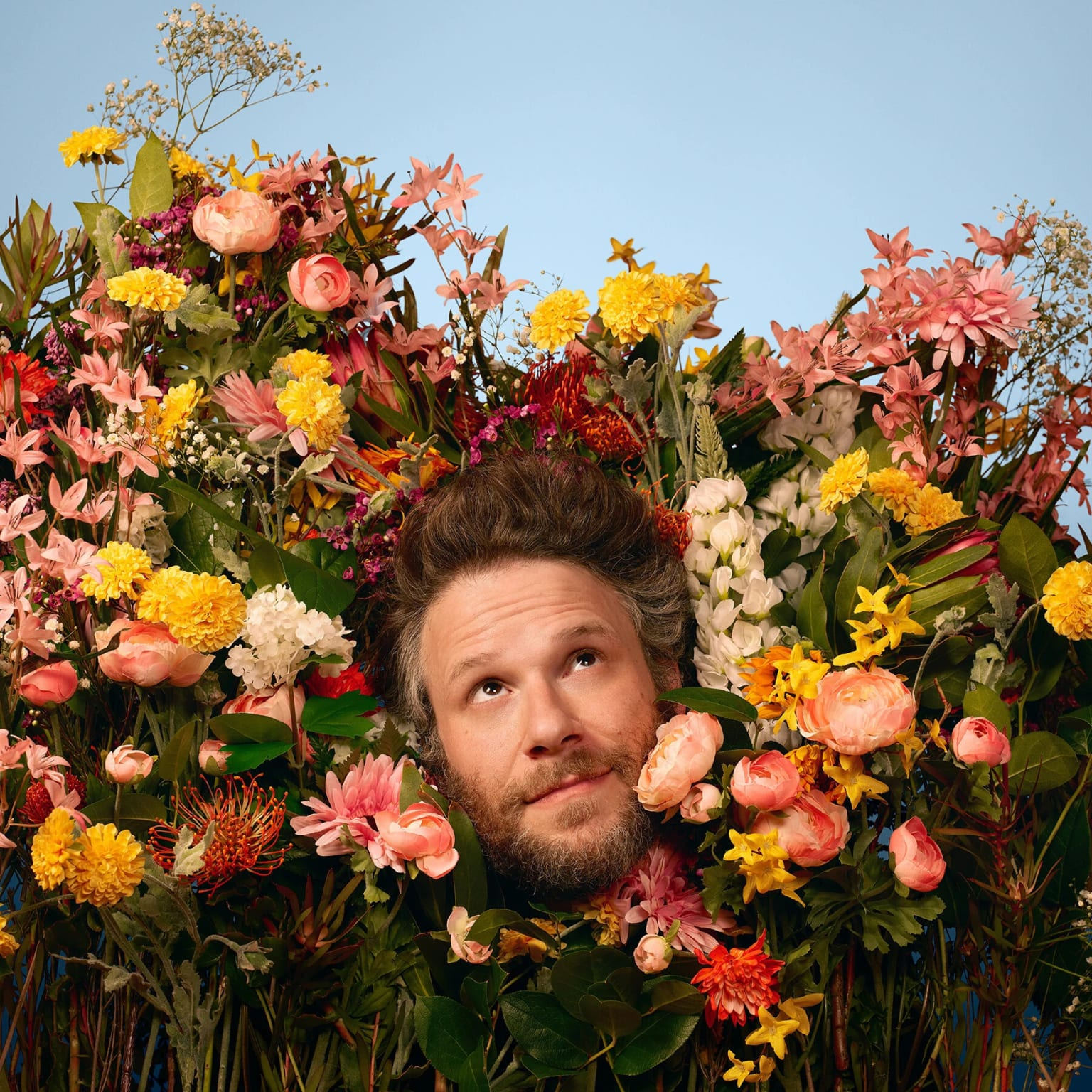 Seth Rogen for the New York Times Magazine