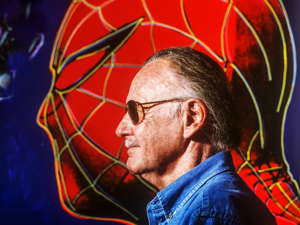 Cameo School with Stan Lee