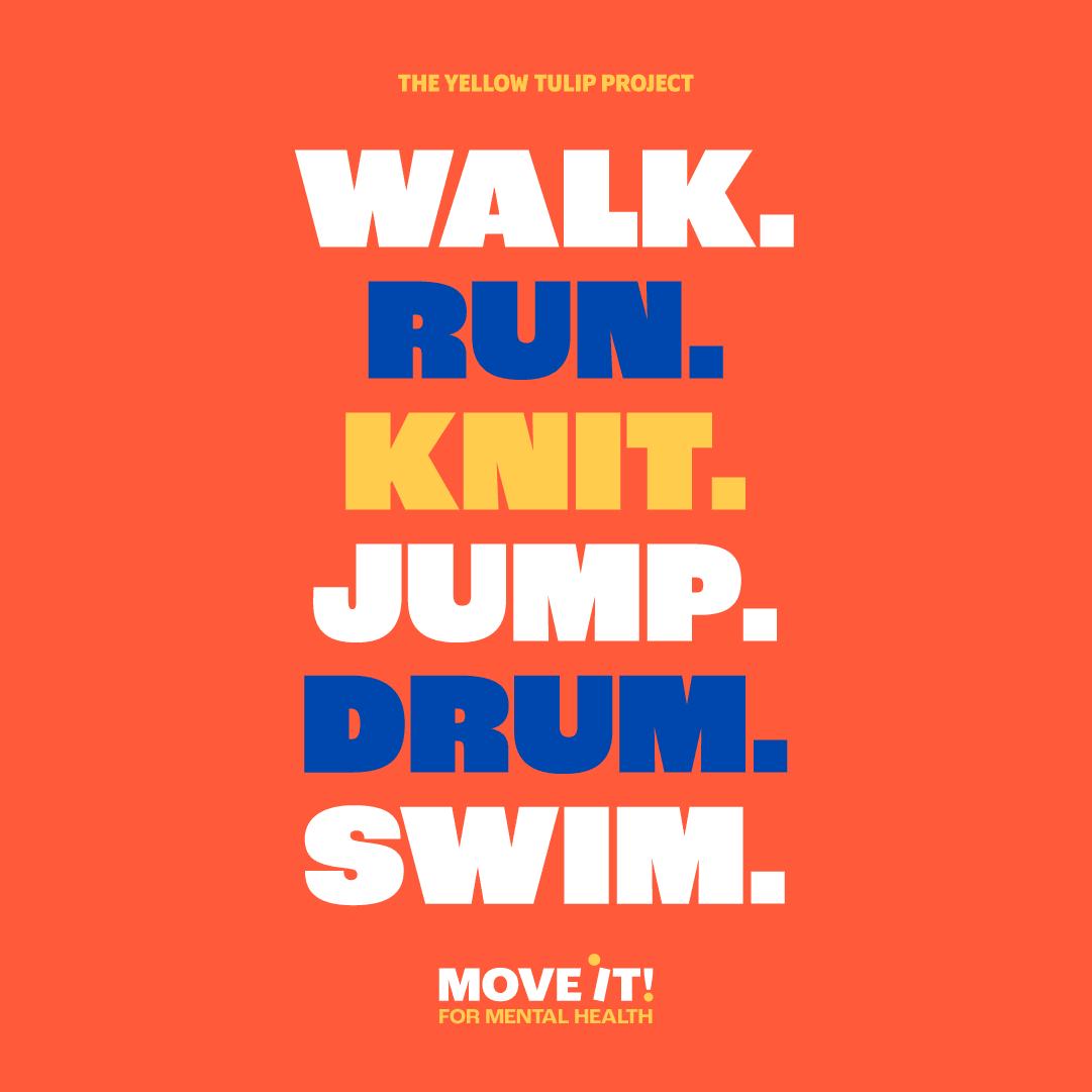 Move It! for Mental Health
