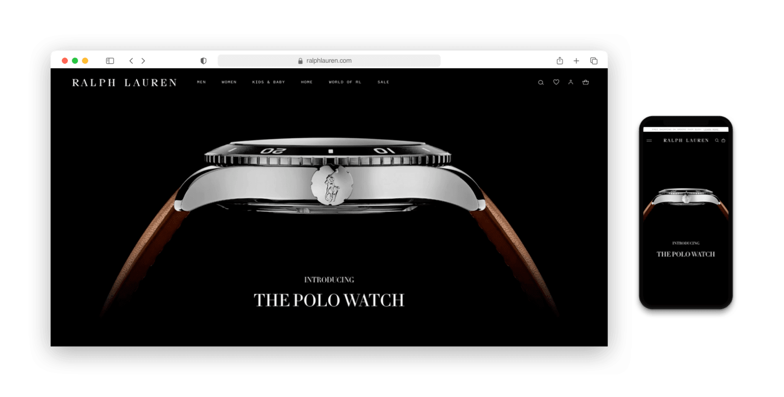 The Polo Watch
