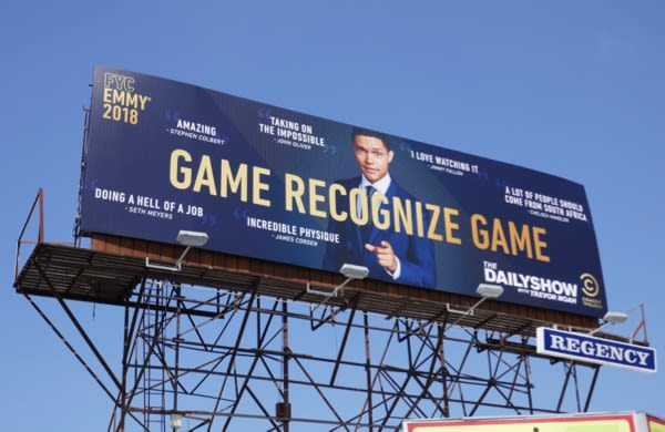 The Daily Show FYC Campaign