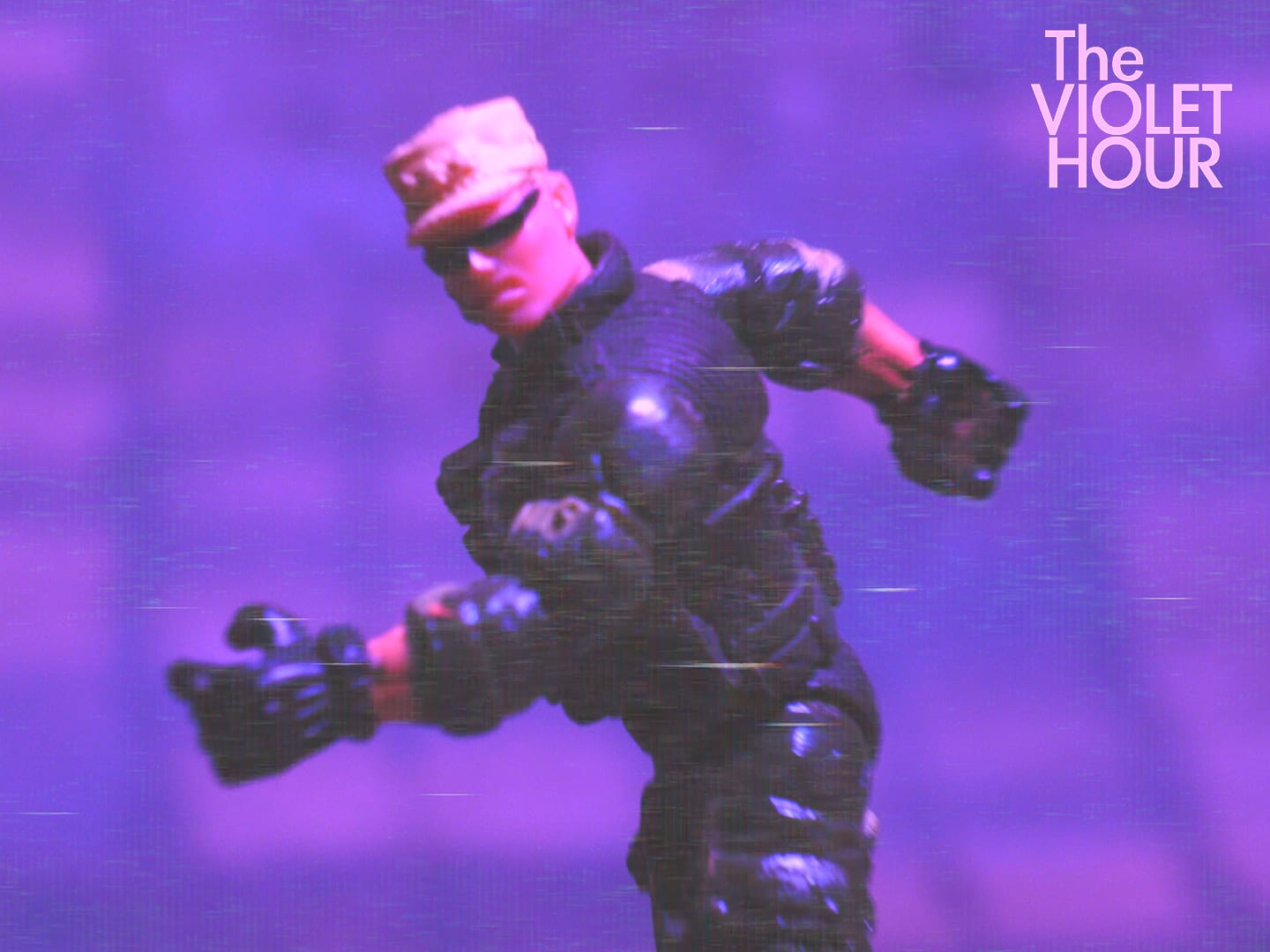 The Violet Hour: '90s Toy Commercial