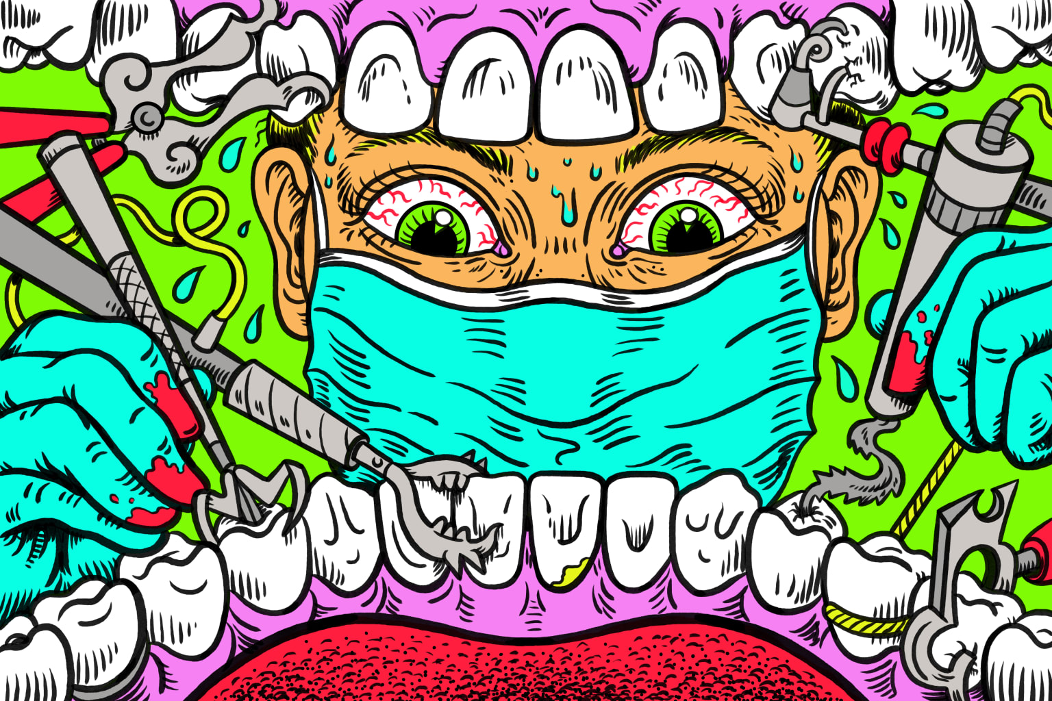 More Reasons To Hate The Dentist