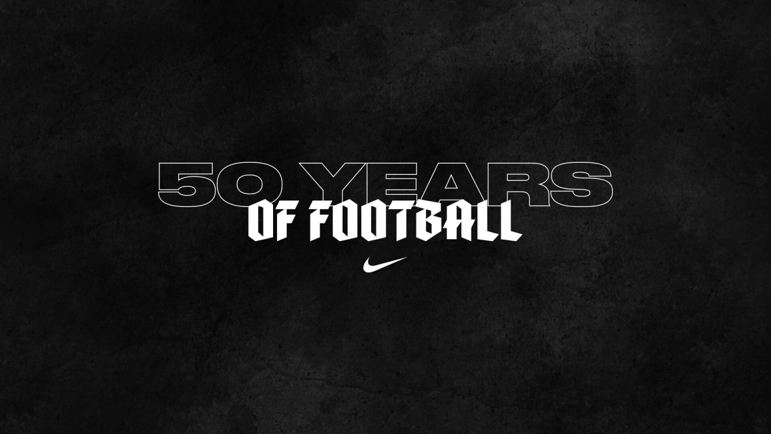 Nike: Fifty Years of Football