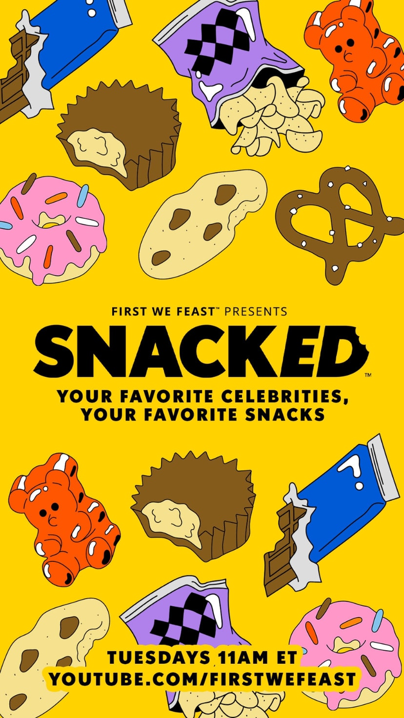 Snacked