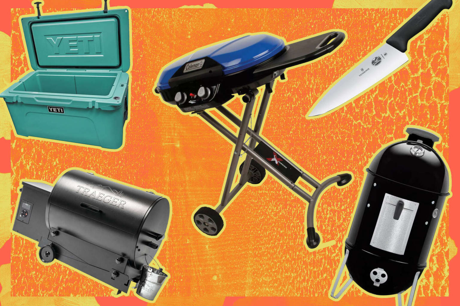 How to Create the Ultimate Mobile Grilling Station, According to 2 BBQ Pros