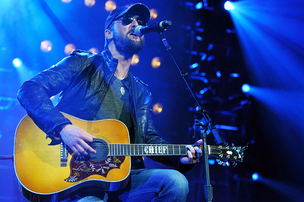 Country Kingpin Eric Church on Getting Jack'd and the Benefits of Biker Bars