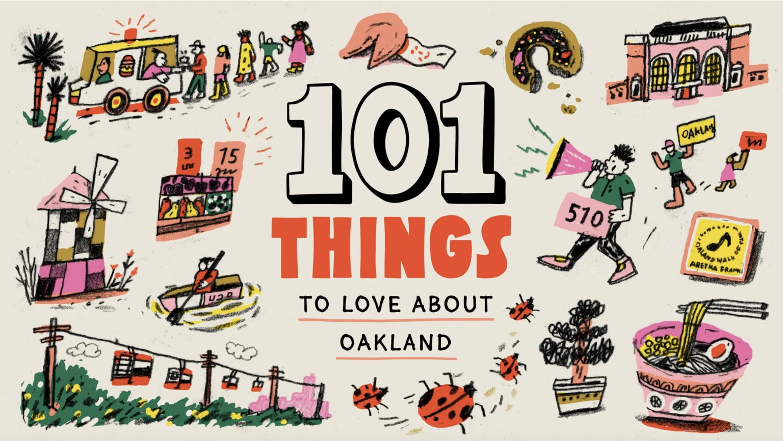 Curbed– 101 Things to love about Oakland