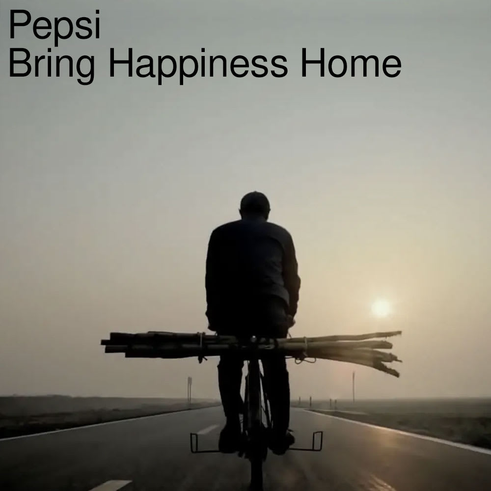 Pepsi Bring Happiness Home