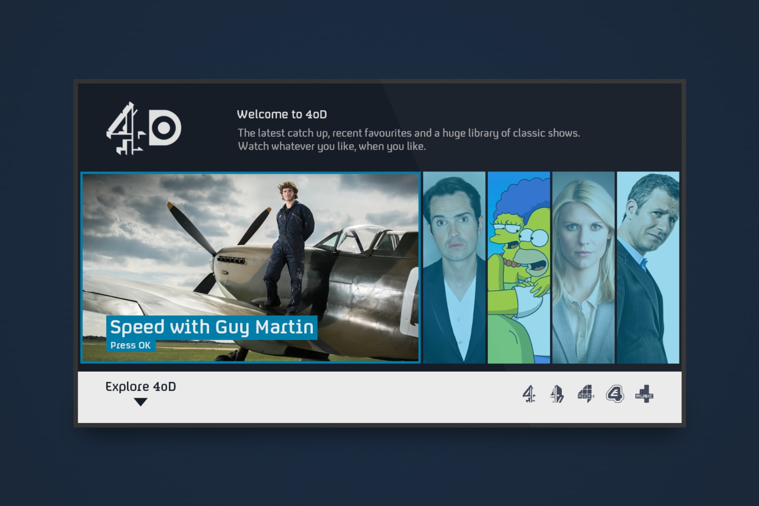 Channel 4 ✕ YouView