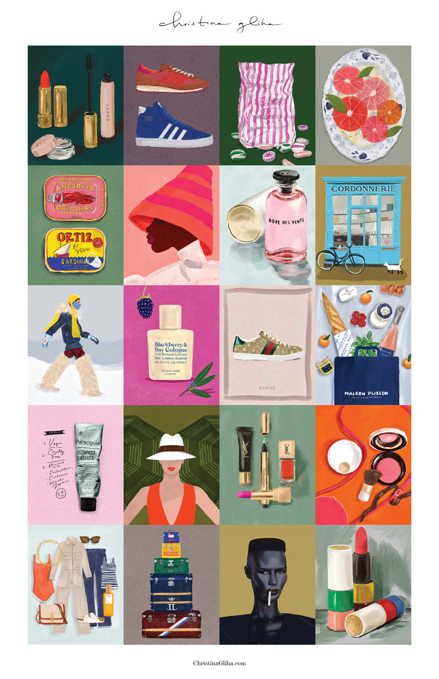 Overview of Illustration Work