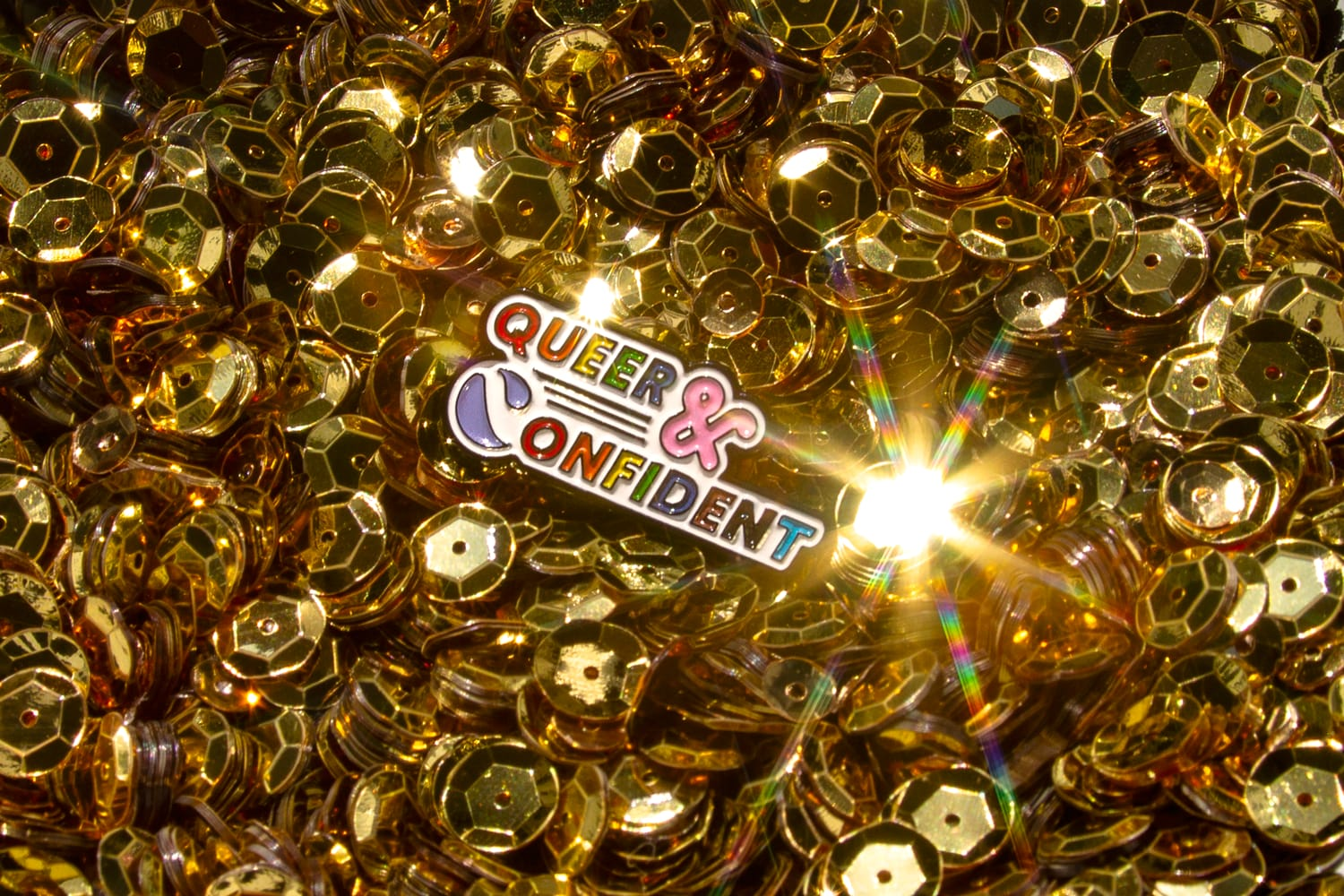Queerology Pins