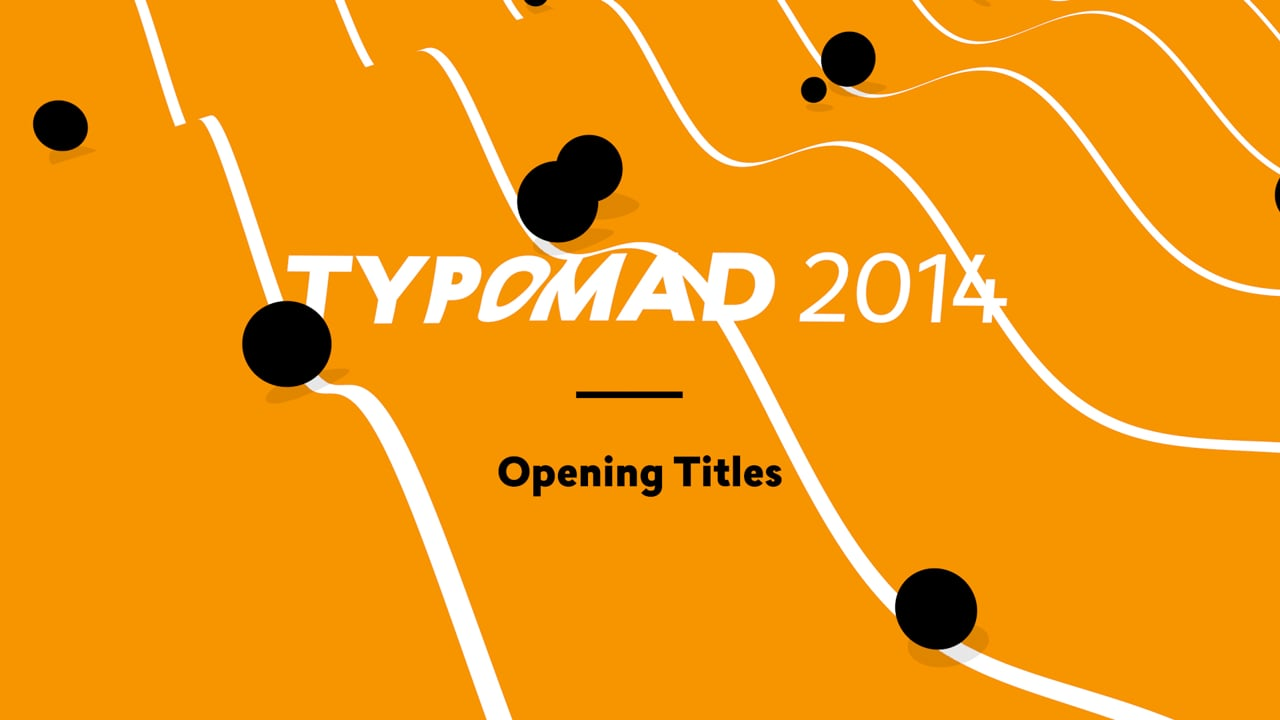 Typomad - Opening Titles