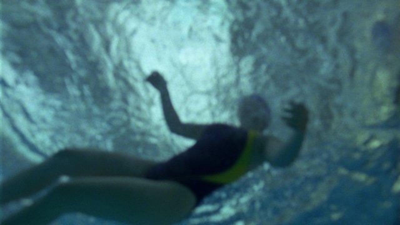 Swimming Away