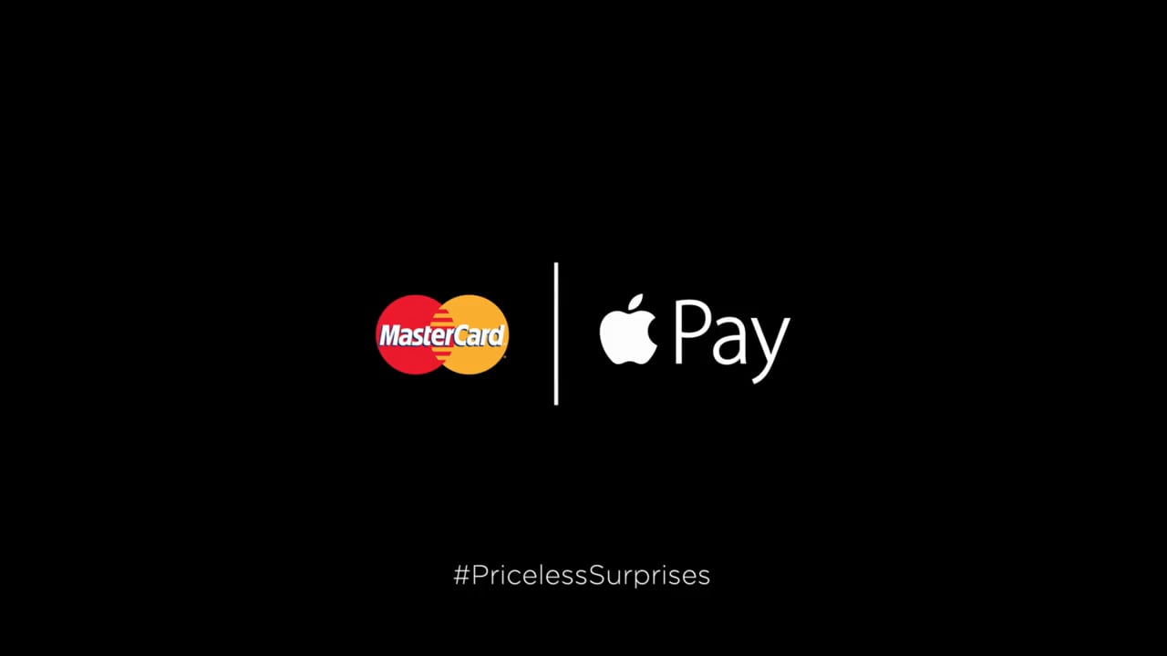 "Master Card ""Apple Pay"""