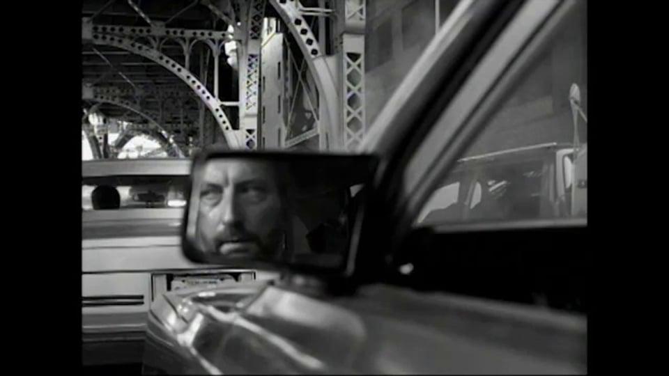 "BMW Motorcycle ""Traffic"""