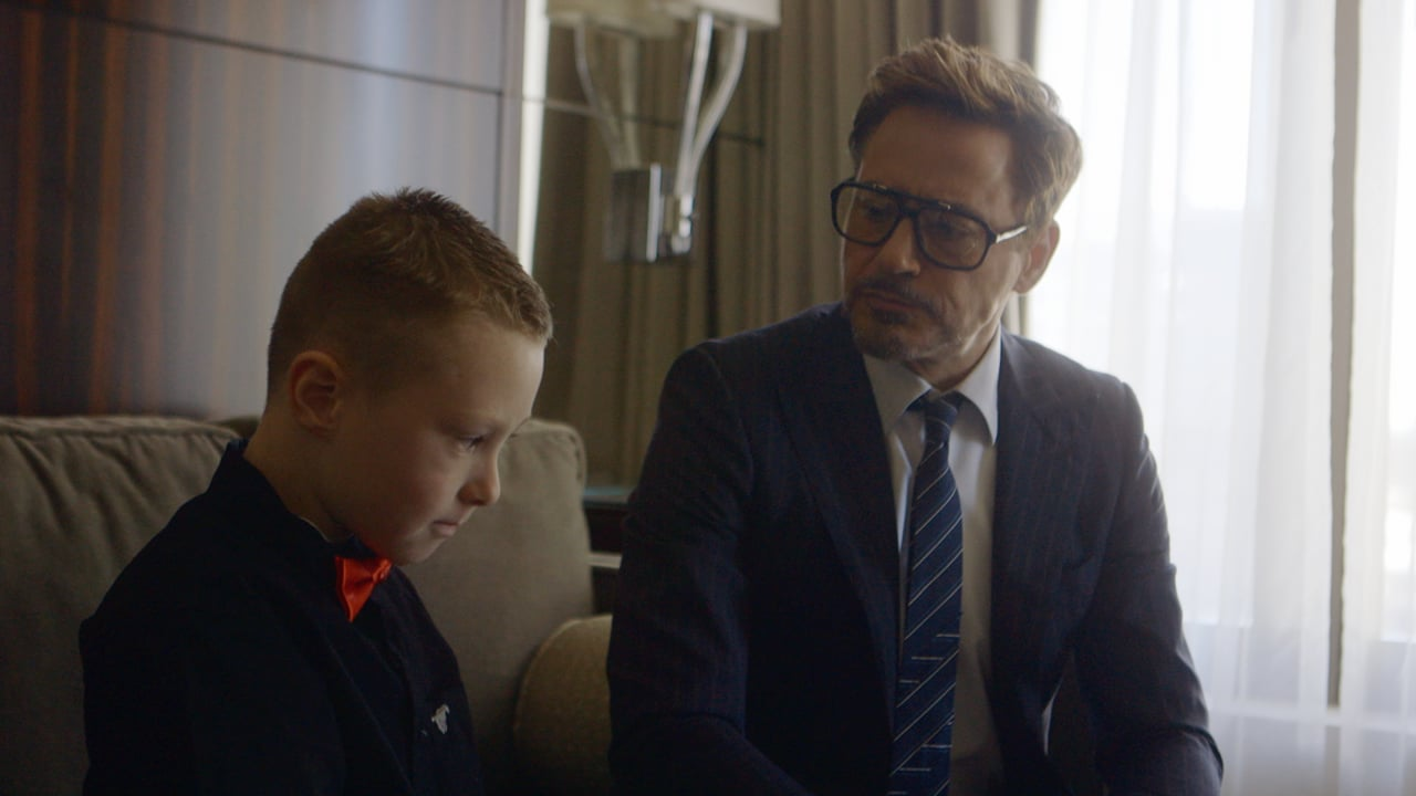 """Microsoft/Collective Project """"Robert Downey Jr."""""""