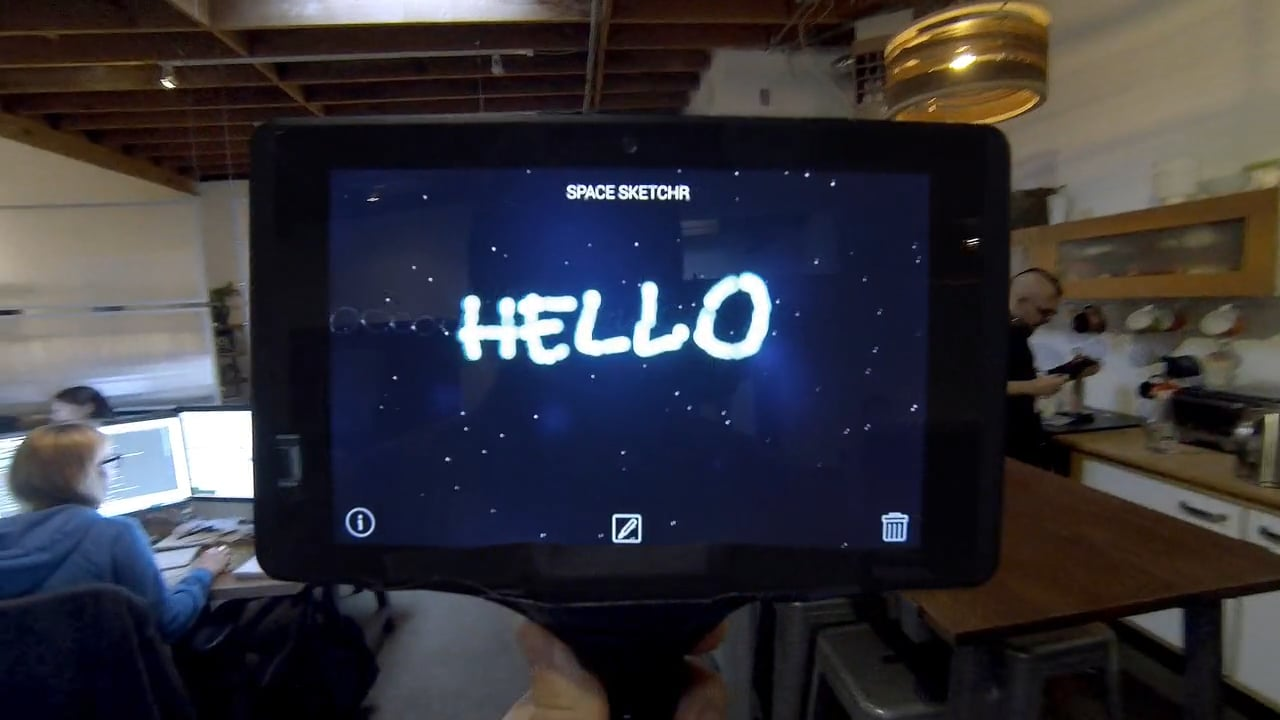 Google X Project Tango Virtual/Mixed/Augmented Reality Apps