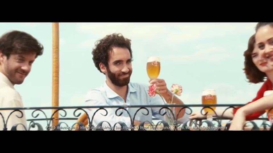 Stella Artois Balloon