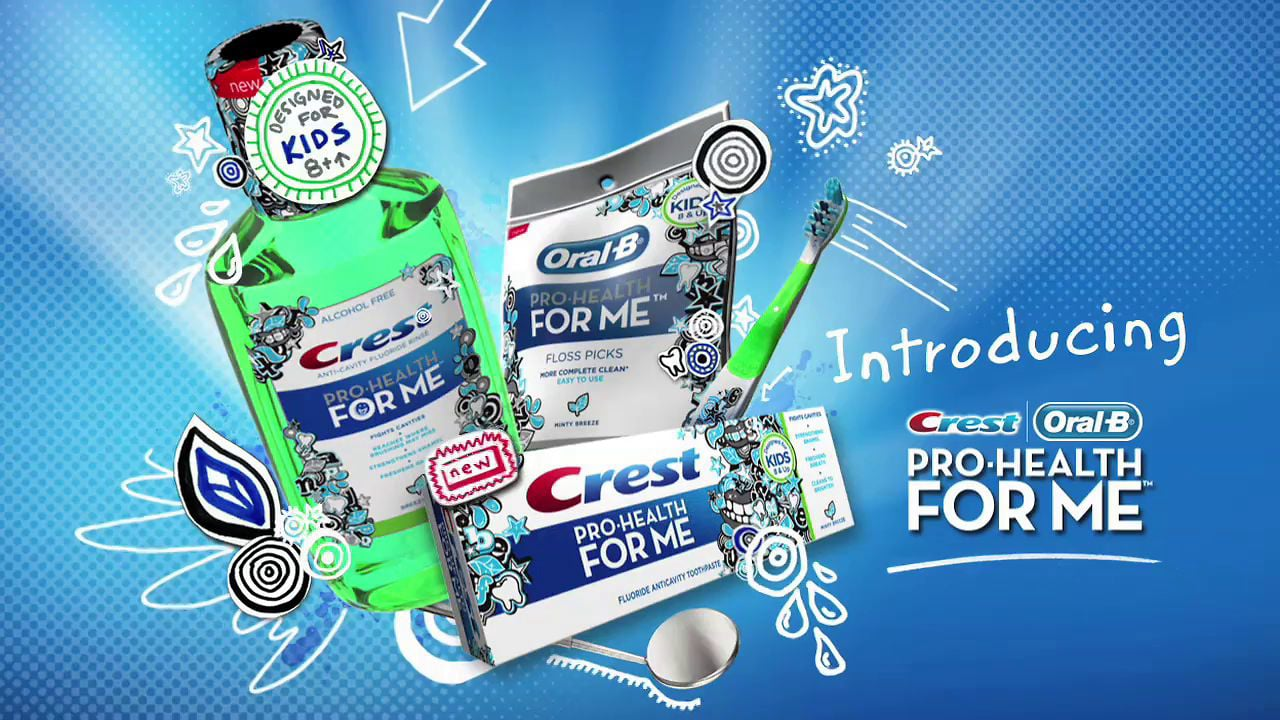 "CREST – ""Pro-Health For Me!"" Vendor Video"