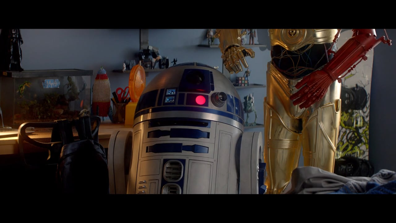 Duracell / Star Wars -- The Battle of Christmas Morning