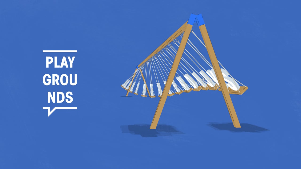 Playgrounds Festival - Opening Titles