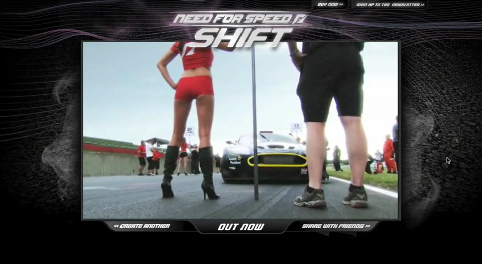 Need For Speed Experience