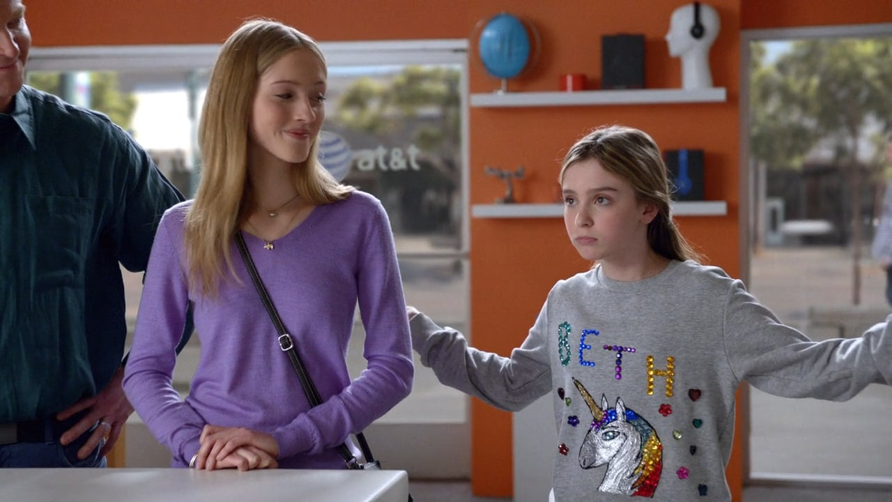 AT&T Lily campaign