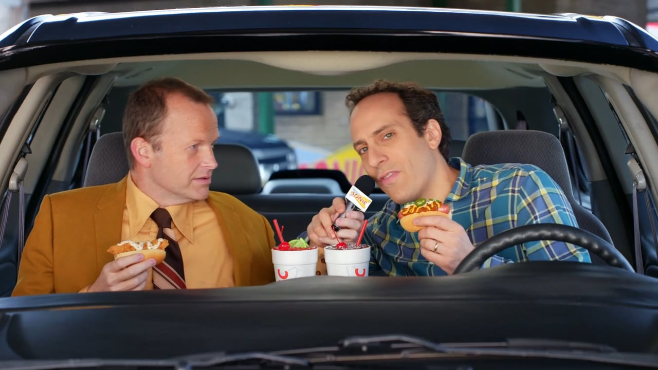 Sonic Drive-In - Two Guys Campaign