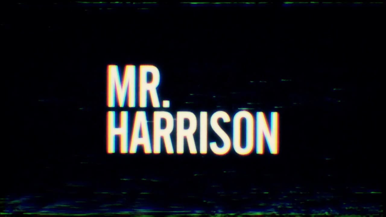 Mr. Harrison Showreel