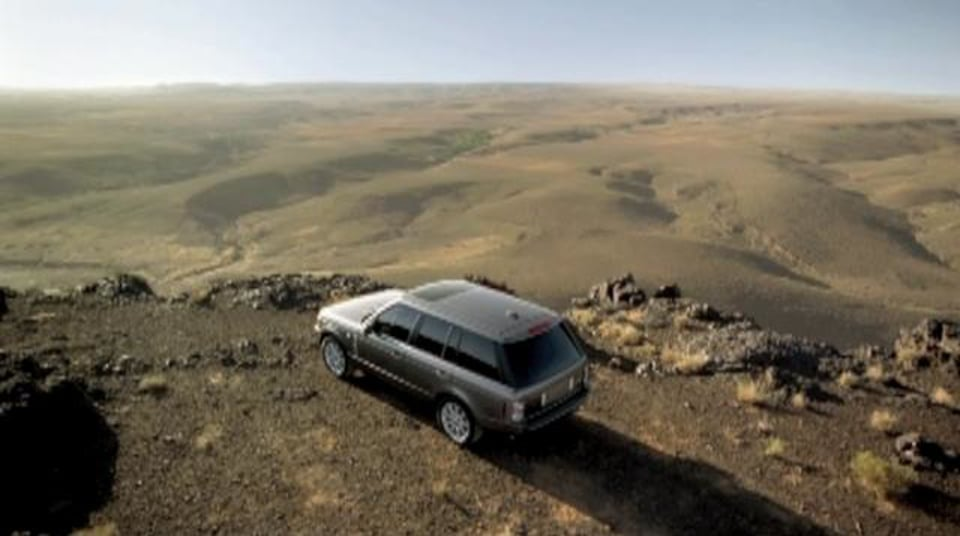 """Range Rover """"Have You Ever"""" Campaign"""