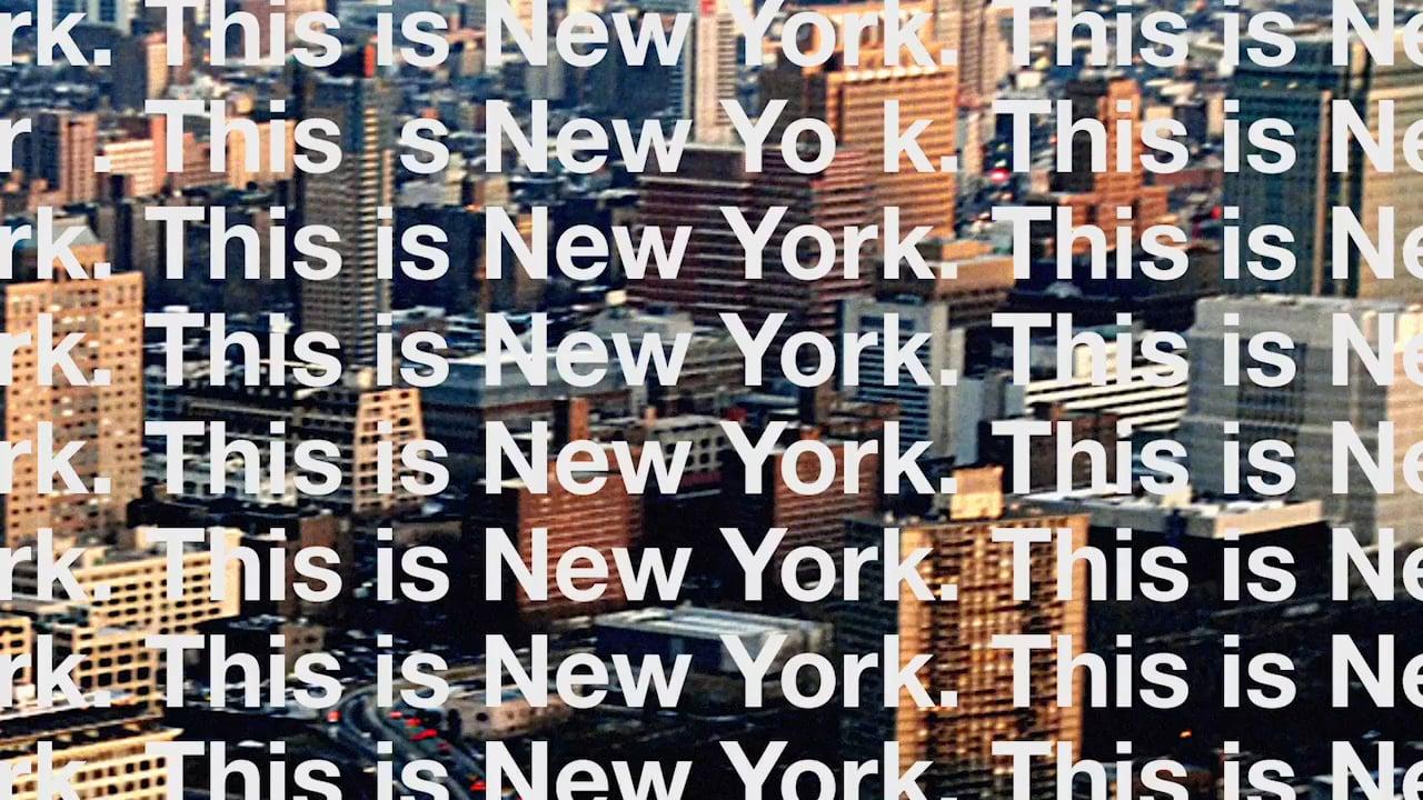 IBM   Tennis + NYC