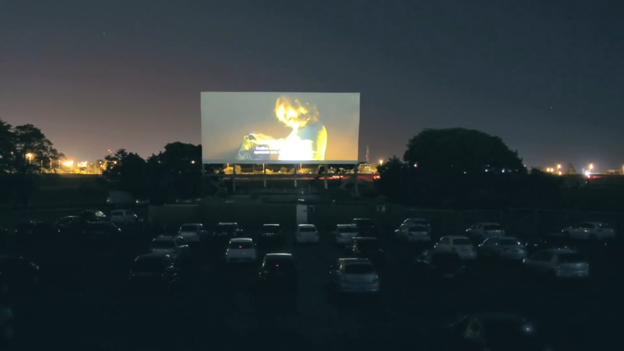 Test Drive-In