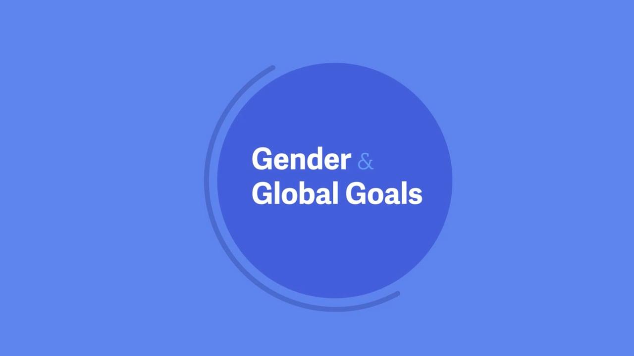 Gender and Global Goals