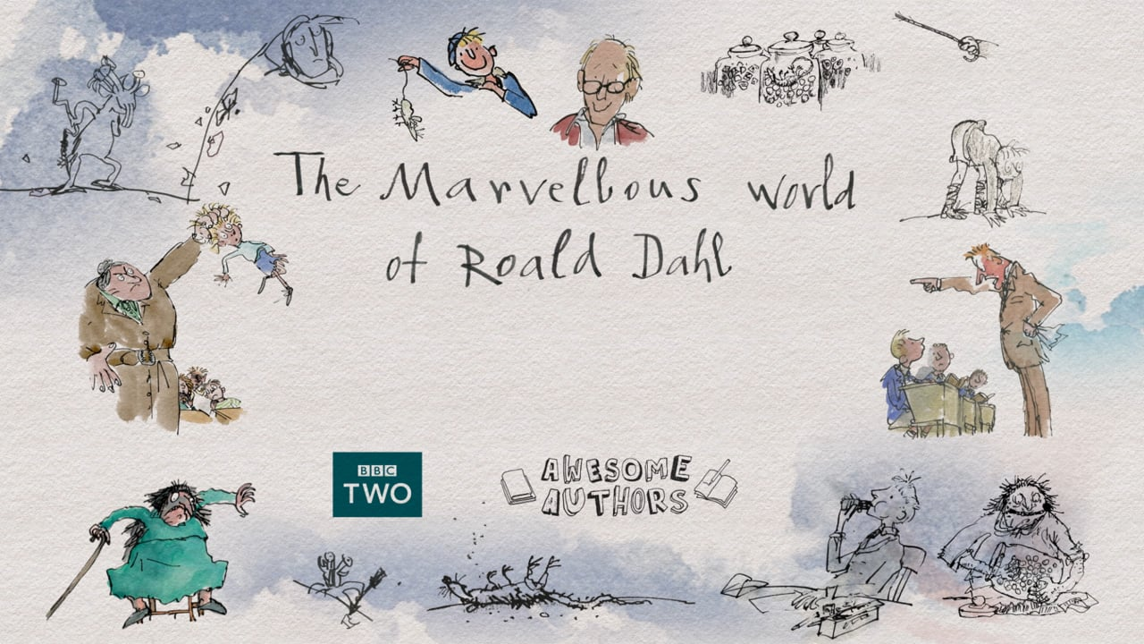BBC The Marvellous World of Roald Dahl
