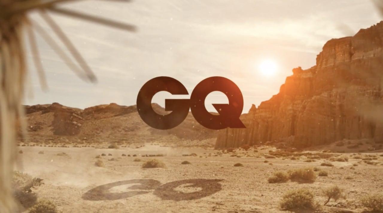 "GQ Russia ""The Head Hunters"" Parallax Animation"