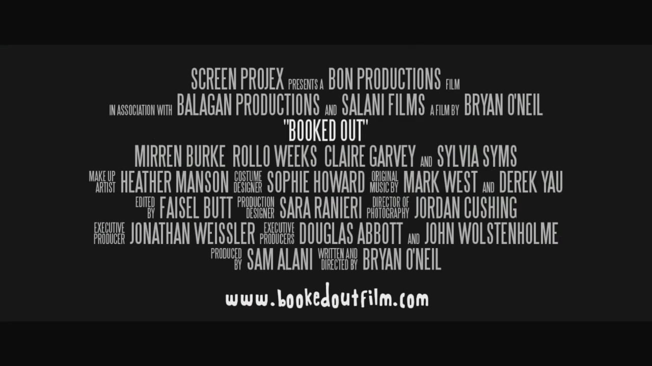 Booked Out - Movie Trailer
