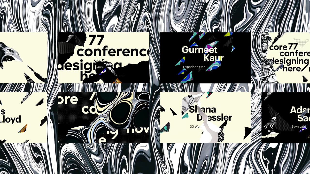 Core77 Conference: Designing Here/Now