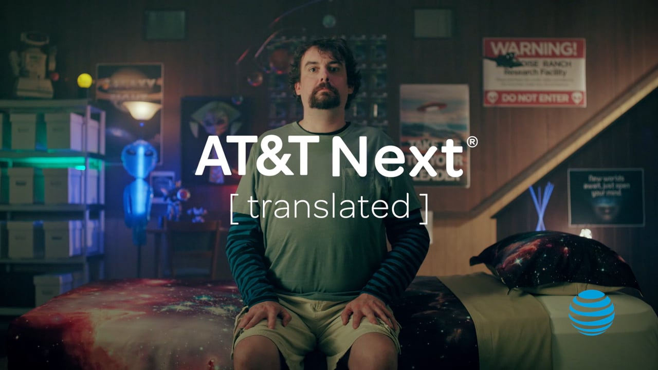 AT&T NEXT TRANSLATED