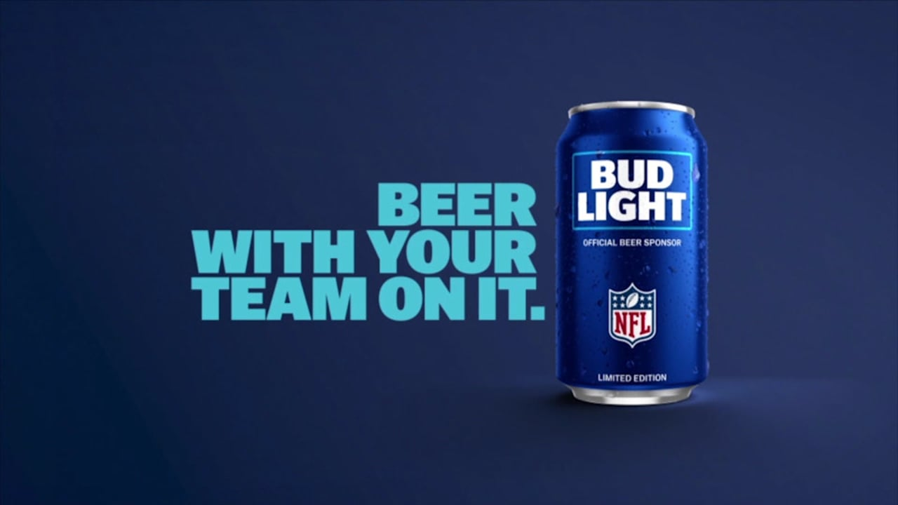 "Bud Light ""Your Can's Year"""