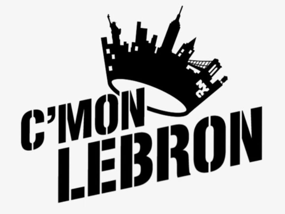 C'mon LeBron