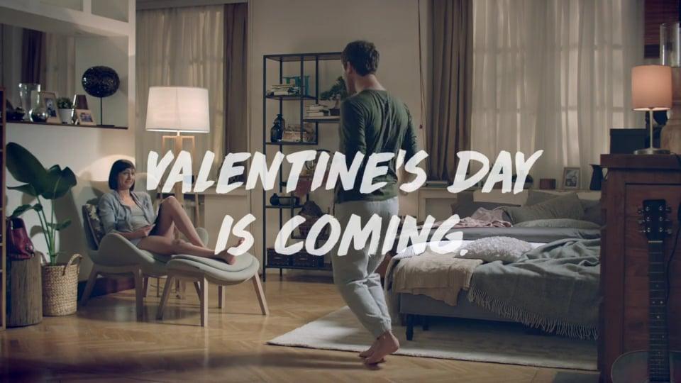K-Y F#&K Valentine's Day