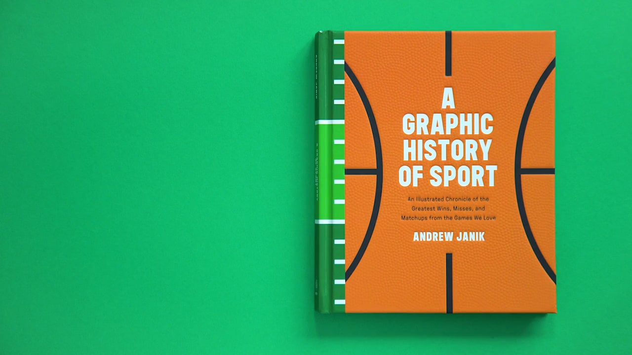 A Graphic History of Sport