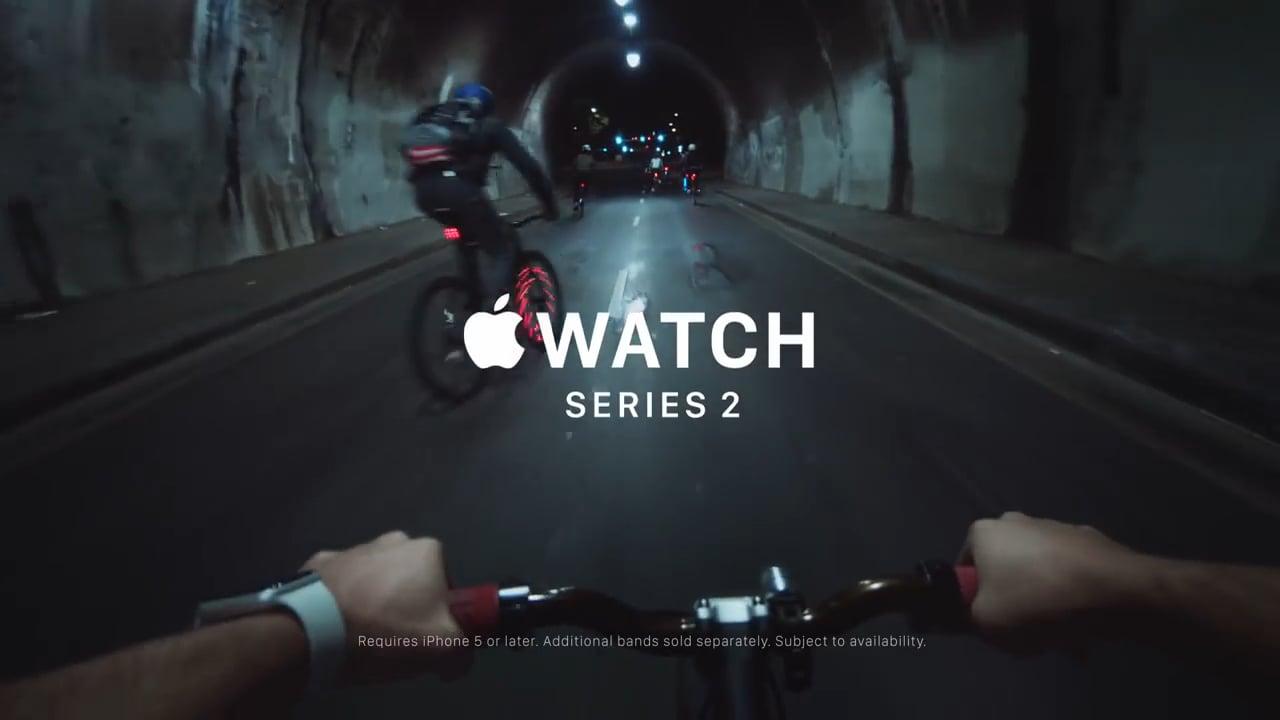 Apple Watch - Go Ride