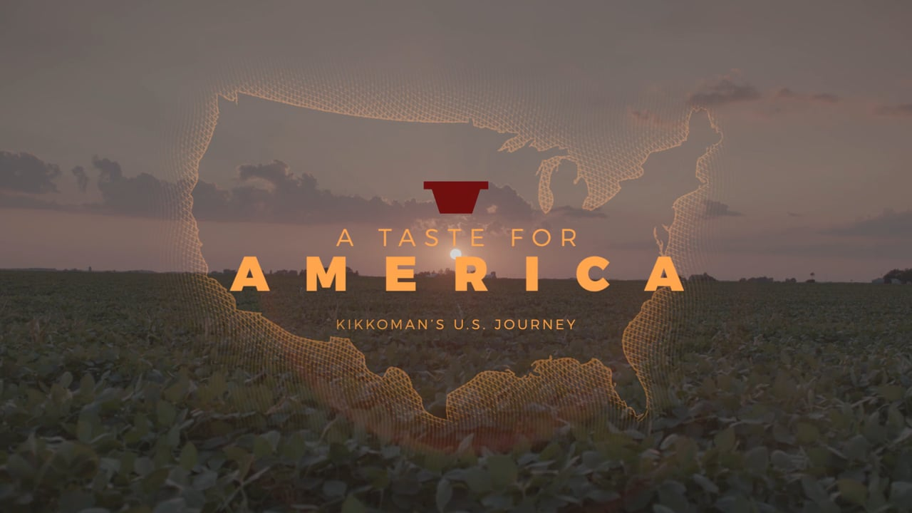 A Taste for America: The Kikkoman Story